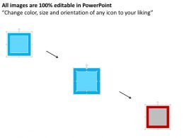 square_diagram_for_business_and_management_flat_powerpoint_design_Slide02