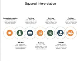 Squared Interpretation Ppt Powerpoint Presentation Infographic Template Influencers Cpb