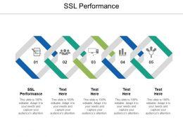 SSL Performance Ppt Powerpoint Presentation Summary Background Image Cpb