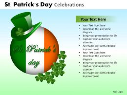 St Patricks Day Celebrations Powerpoint Slides And Ppt Templates DB