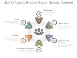 Stability Analysis Template Diagram Samples Download
