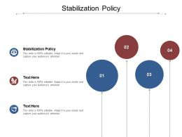 Stabilization Policy Ppt Powerpoint Presentation Layouts Layout Cpb