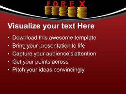 stack_of_coins_with_word_forex_wealth_powerpoint_templates_ppt_themes_and_graphics_0213_Slide03