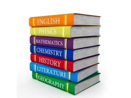 stack_of_textbooks_with_different_colors_stock_photo_Slide01