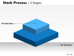 Stack Process 2 Stages For Business 4