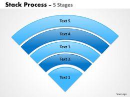 Stack Process diagram