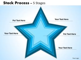 Stack Process graphics