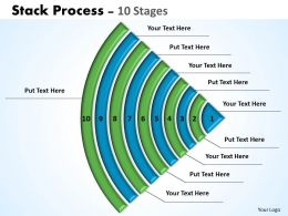 Stack Process green diagram 23
