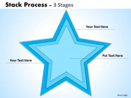 Stack Process Star 8