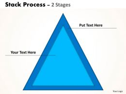Stack Triangle Process 2