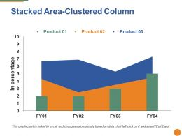 Stacked Area Clustered Column Ppt Pictures
