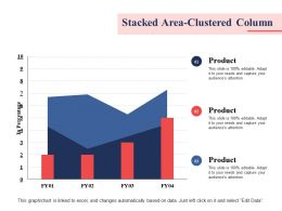 Stacked Area Clustered Column Ppt Professional Example File