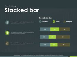 Stacked Bar Analysis Ppt Powerpoint Presentation Inspiration Good