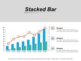 Stacked Bar Finance Marketing Management Investment Analysis