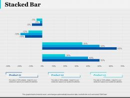 Stacked Bar Finance Ppt Infographic Template Infographic Template