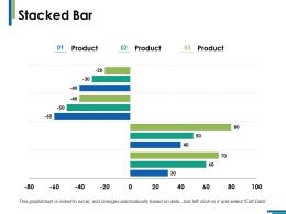 Stacked Bar Finance Ppt Infographics Example Introduction