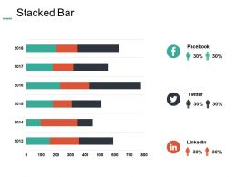 Stacked Bar Finance Ppt Summary Example Introduction