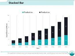 Stacked Bar Marketing Business Ppt Slides Designs Download