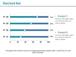 Stacked Bar Ppt File Aids