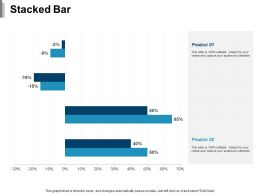 Stacked Bar Ppt Layouts Designs Download