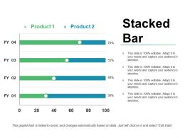 Stacked Bar Ppt Slides Layout Ideas