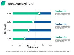 Stacked Line Ppt Summary Graphics Tutorials