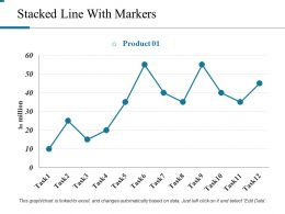 stacked_line_with_markers_ppt_presentation_examples_Slide01