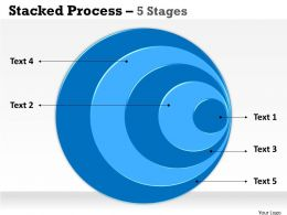 Stacked Process 5 step