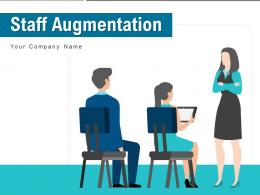 Staff Augmentation Requirement Process Employee Programme Services
