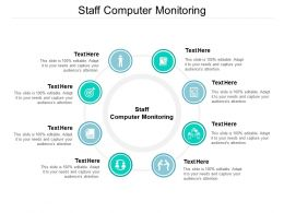 Staff Computer Monitoring Ppt Powerpoint Presentation File Images Cpb