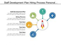 Staff Development Plan Hiring Process Personal Productivity Tool