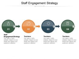 Staff Engagement Strategy Ppt Powerpoint Presentation Show Graphics Cpb