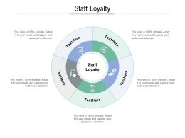 Staff Loyalty Ppt Powerpoint Presentation Layouts Maker Cpb