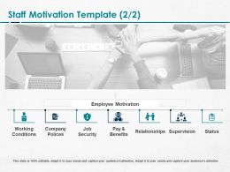 Staff Motivation Security Ppt Powerpoint Presentation File Gridlines