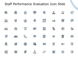 Staff Performance Evaluation Icon Slide Pillar Compare C826 Ppt Powerpoint Presentation Summary Picture
