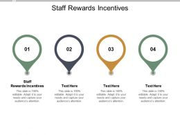 Staff Rewards Incentives Ppt Powerpoint Presentation Model Graphics Pictures Cpb