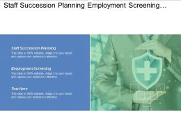 Staff Succession Planning Employment Screening Construction Schedule Template Cpb