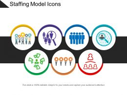 Staffing Model Icons