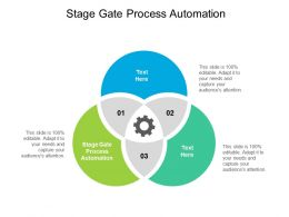 Stage Gate Process Automation Ppt Powerpoint Presentation Icon Inspiration Cpb