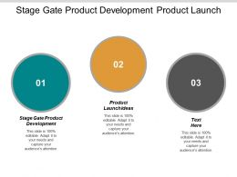 Stage Gate Product Development Product Launch Ideas E Commerce Branding Cpb