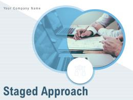 Staged Approach Market Orientation Research Process Strategy Icon