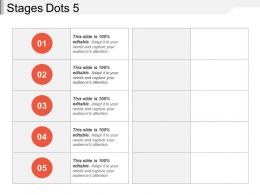Stages Dots 5