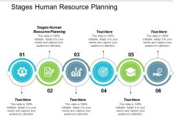 Stages Human Resource Planning Ppt Powerpoint Presentation File Slide Portrait Cpb