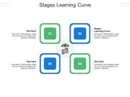 Stages Learning Curve Ppt Powerpoint Presentation Inspiration Graphics Template Cpb