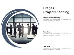 Stages Project Planning Ppt Powerpoint Presentation Layouts Guide Cpb