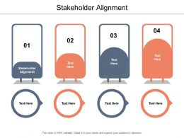 Stakeholder Alignment Ppt Powerpoint Presentation Styles Graphics Tutorials Cpb