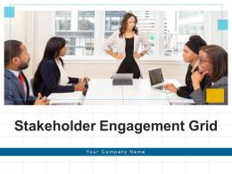 Stakeholder Engagement Grid Business Project Planning Potential Interest