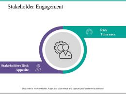 Stakeholder Engagement Ppt Powerpoint Presentation File Background Image