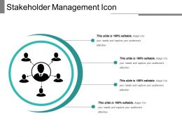 Stakeholder Management Icon 9