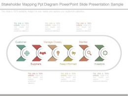 Stakeholder Mapping Ppt Diagram Powerpoint Slide Presentation Sample